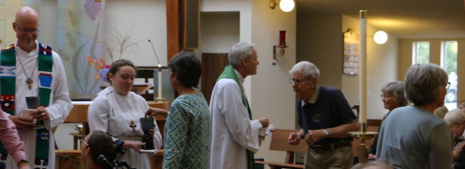 Holy Communion Sunday Worship